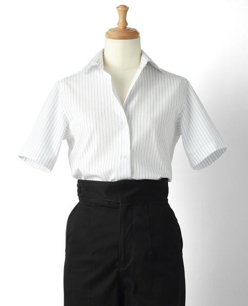 クラシックシャツ/スマートクロス / 半袖