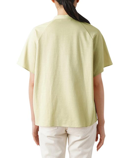 ニットシャツ/Active