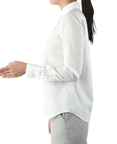 クラシックシャツ/ブロード