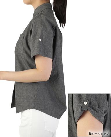 カジュアルシャツ/シャンブレー