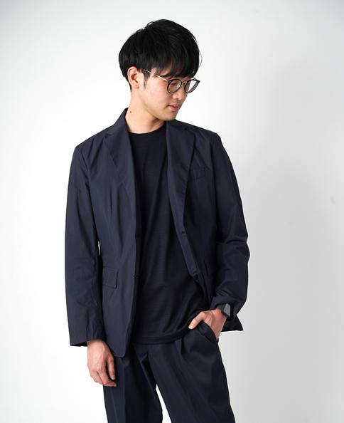 ActiveウールTシャツ/クルーネック