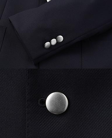 メタルボタンジャケット