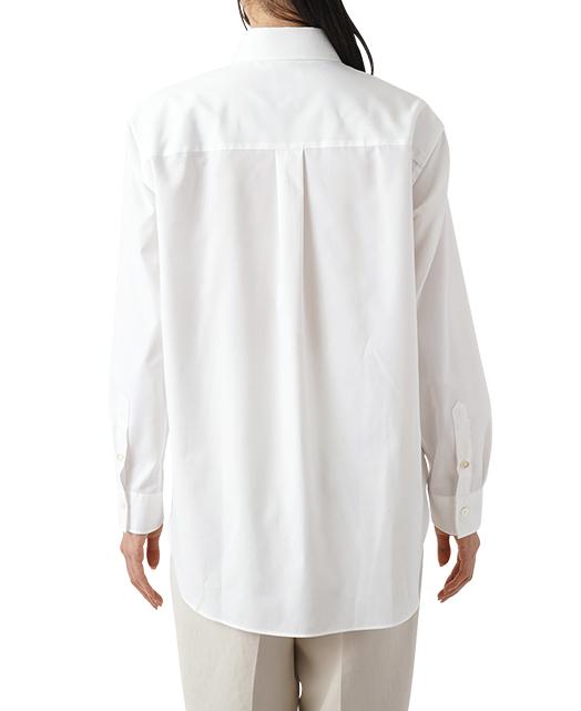 フリーサイズシャツ/PALPA ピンオックス