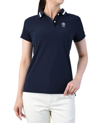 レディース ゴルフポロシャツ