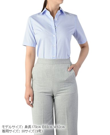 半袖マンハッタンクラシックシャツ/PALPA