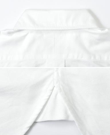 カジュアルシャツ/セルビッジボタンダウン