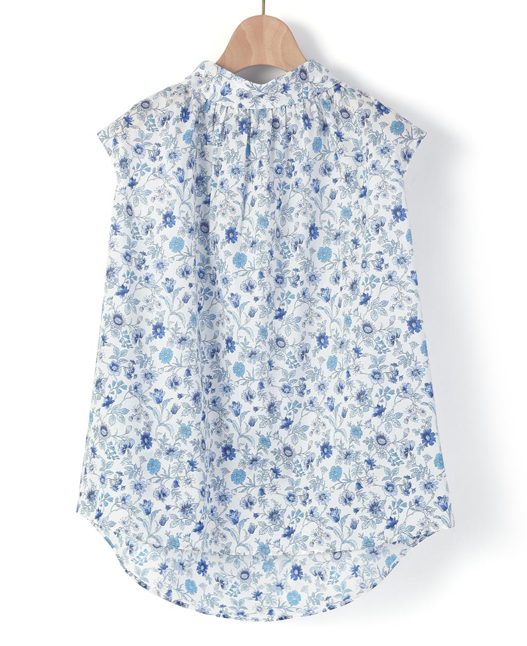66c85fc3d3f29b ブラウス(36サイズ / 7号 ブルー系): レディース | メーカーズシャツ鎌倉 ...