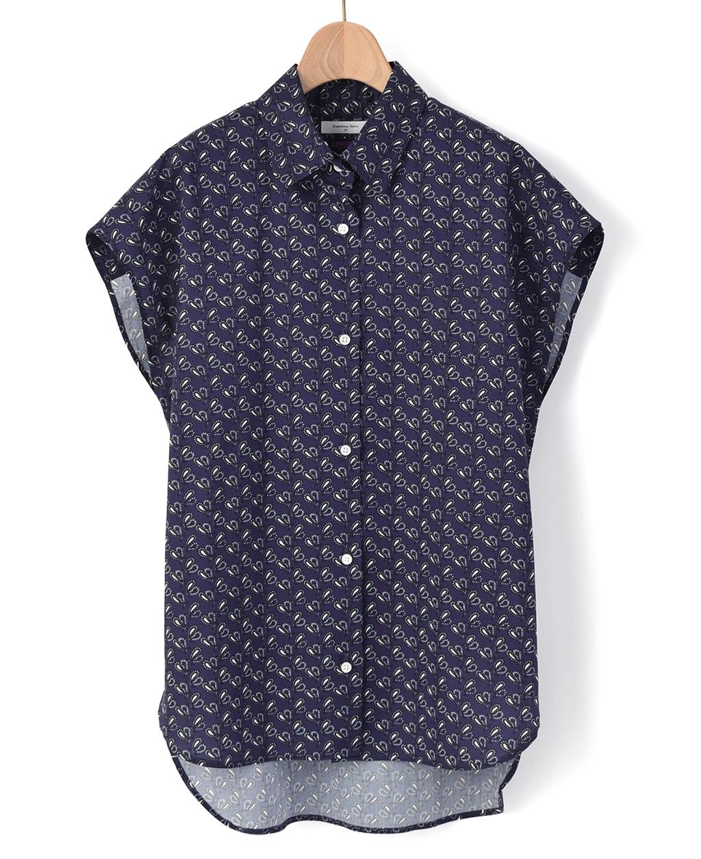 0b08917d685aca カジュアルシャツ(36サイズ / 7号 ブルー系): レディース | メーカーズ ...