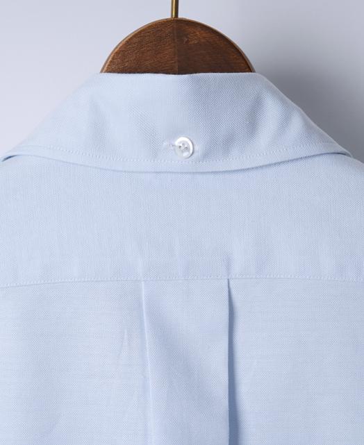 紫陽花カジュアルシャツ/ボタニカル染め