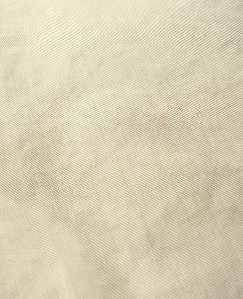 イタリア製コットンリネンパンツ/1プリーツ