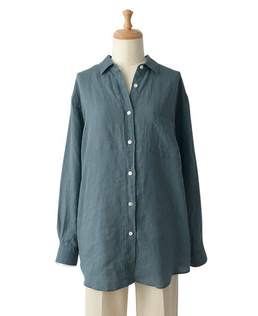 フリーサイズシャツ/ease