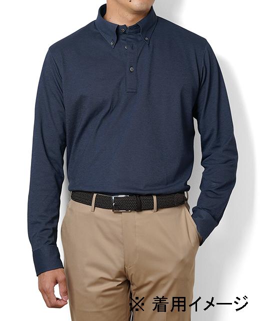 ポロシャツ/Active(ラミー混)
