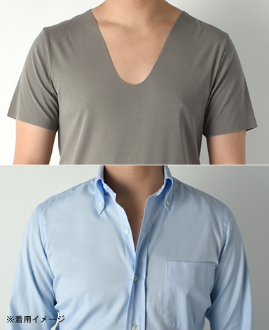 シャツ屋がつくるインナー
