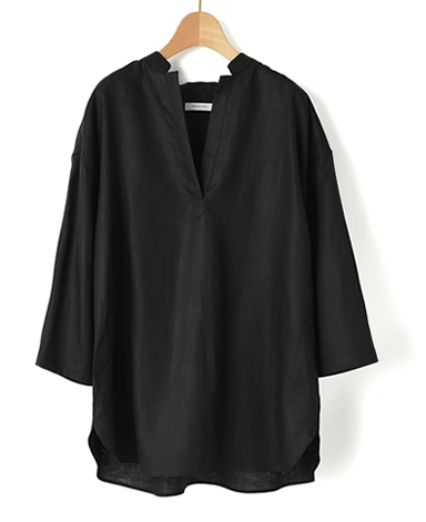 カジュアルシャツ/平織り