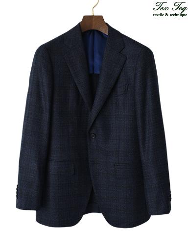 ウールジャケット/ナポリモデル|DELFINO
