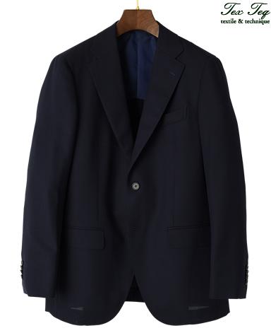 ウールジャケット/ナポリモデル|CANONICO