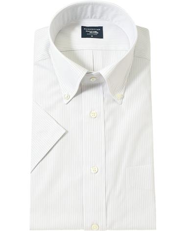 半袖シャツ/ブロードクロス(ポプリン)