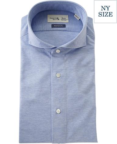 NY36ゲージニットシャツ