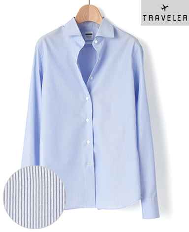 クラシックシャツ/平織り