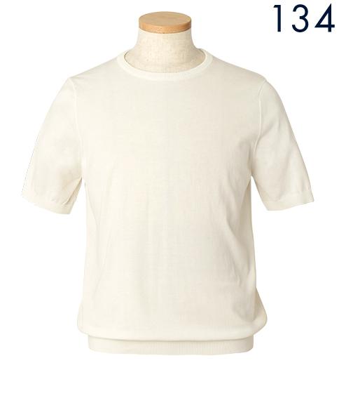 BELLINI 30GクルーネックTシャツ