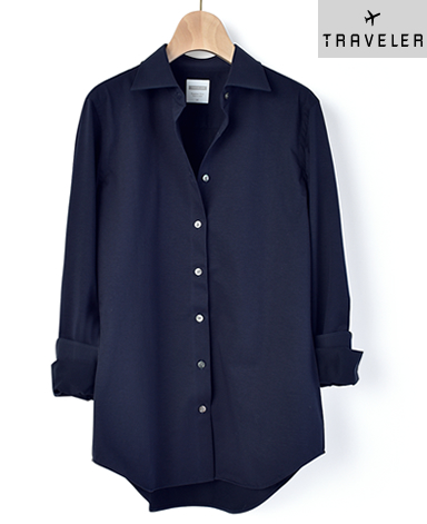 マンハッタンニットシャツ/TRAVELER