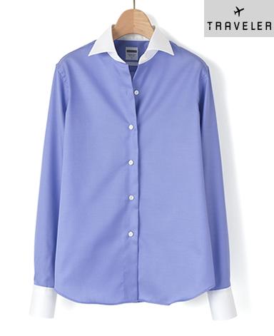 クラシックシャツ/Wモデル/スマートクロス