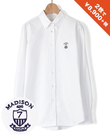 マンハッタンフリーサイズ/NY店7周年記念シャツ