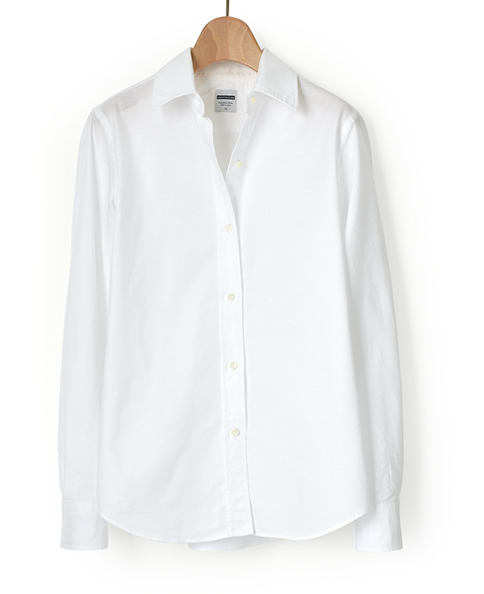 クラシックシャツ/Wモデル/オックスフォード