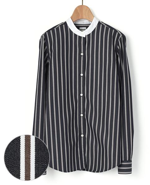クラシックシャツ/Wモデル/ブロード