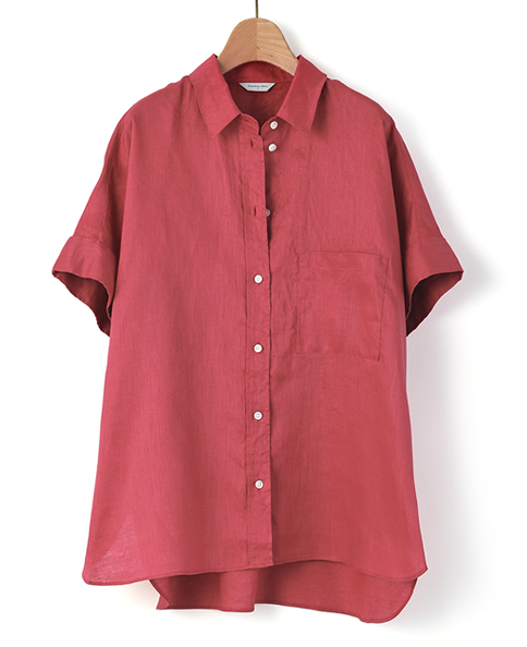 カジュアルシャツ/リネン