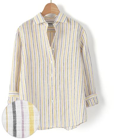 クラシックシャツ/リネン