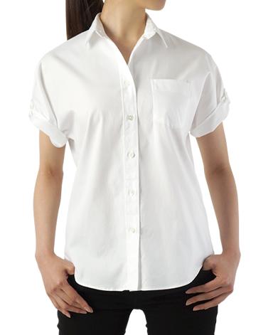 カジュアルシャツ/ピンポイントオックスフォード