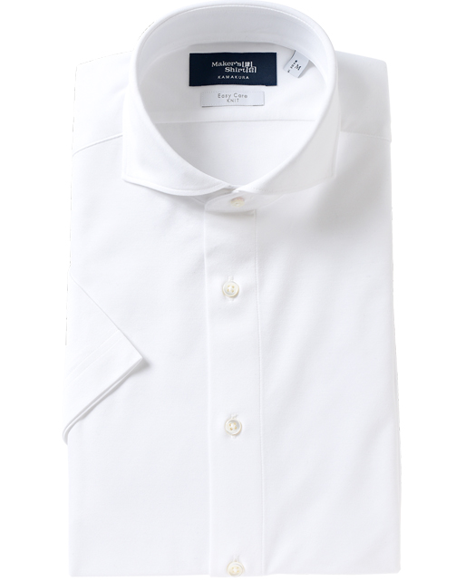半袖ニットシャツ/TRAVELER