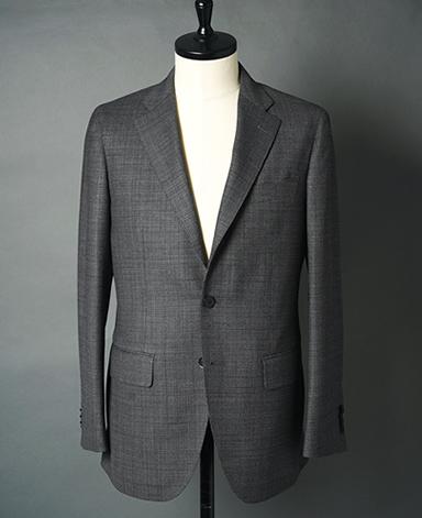 ウールシルクジャケット/Luxury|LORO PIANA
