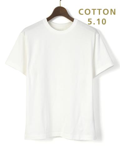 メンズ スビンゴールド/クルーネックTシャツ