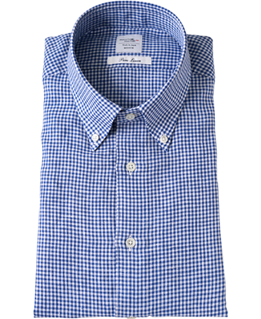 (FINAL SALE) NY SLIM FIT - LINEN CASUAL
