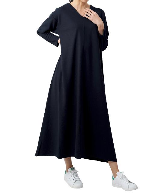 WOMEN'S MAXI DRESS - ONE SIZE